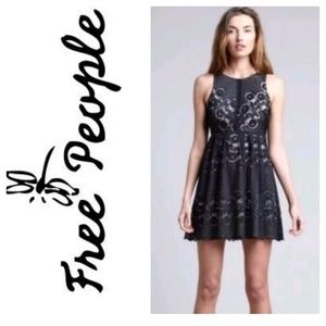 Free People lace open back Rocco